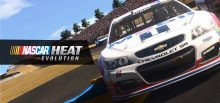nascar heat, nascar heat evolution, racing video game, racing game, xbox racing game, ps4 racing game, mobile racing game