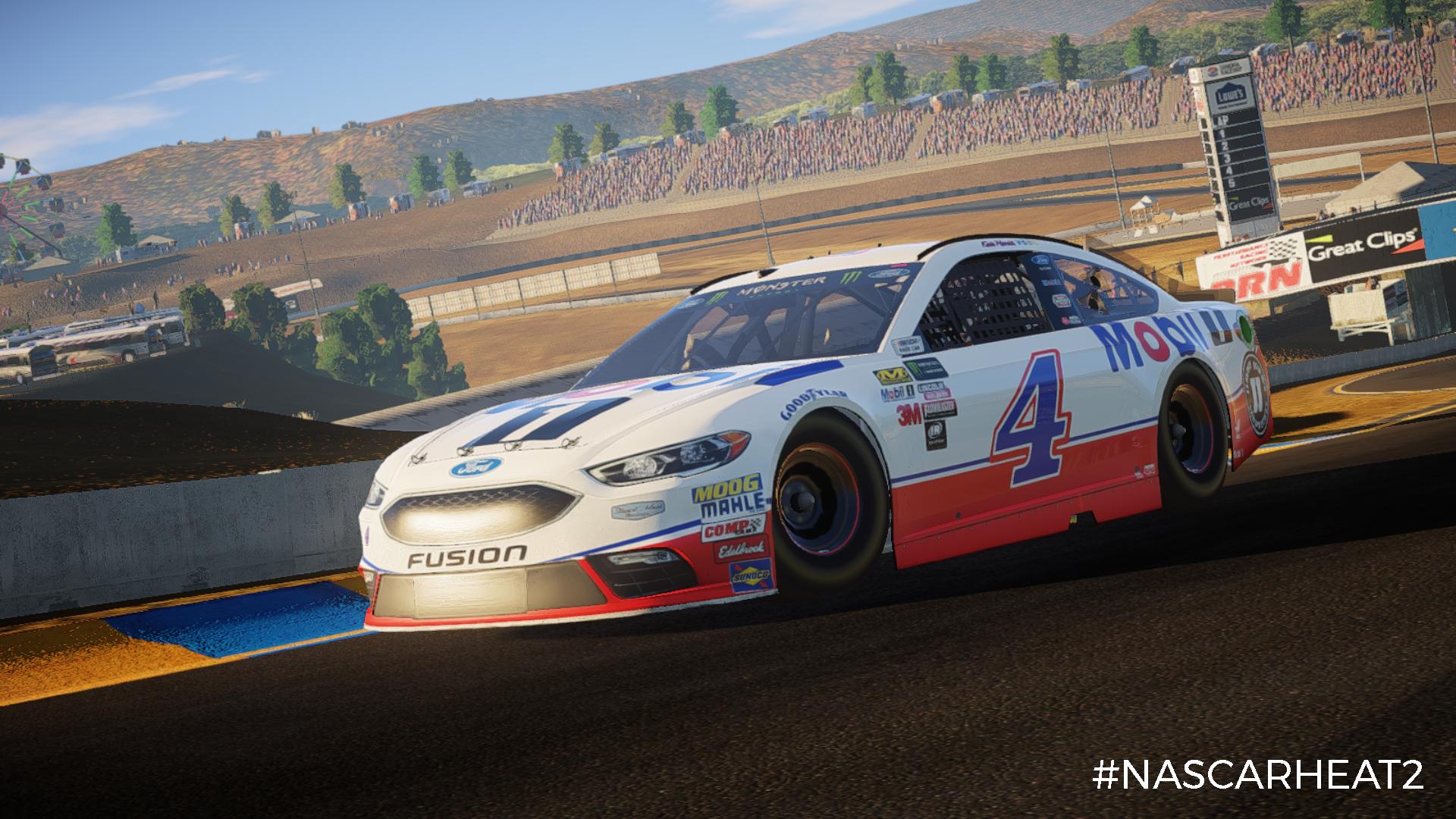 Harvick_NASCARHeat2_HotPass