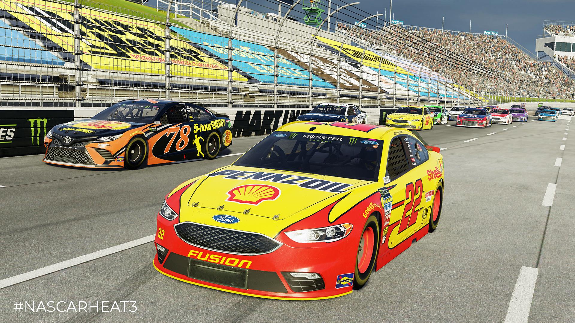 nascar ticket voucher, nascar heat, 704 games, nascar, racing video game