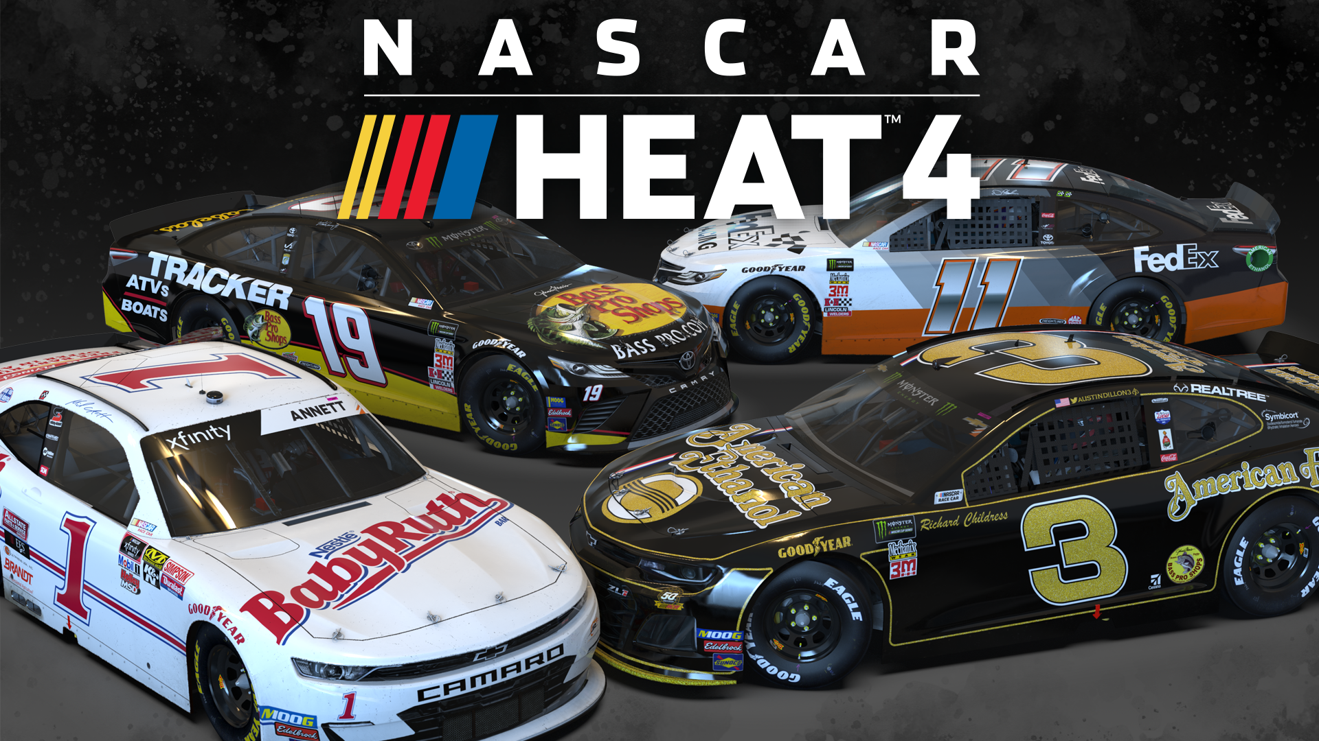 NASCAR Heat 4 October DLC