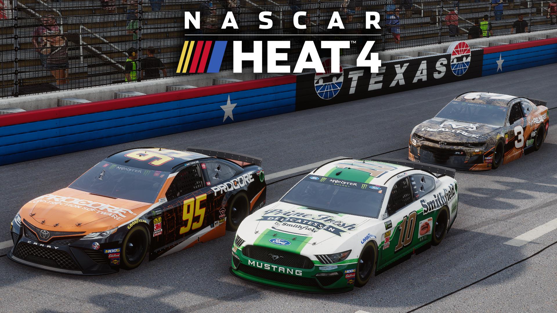 NASCAR Heat 4 December DLC