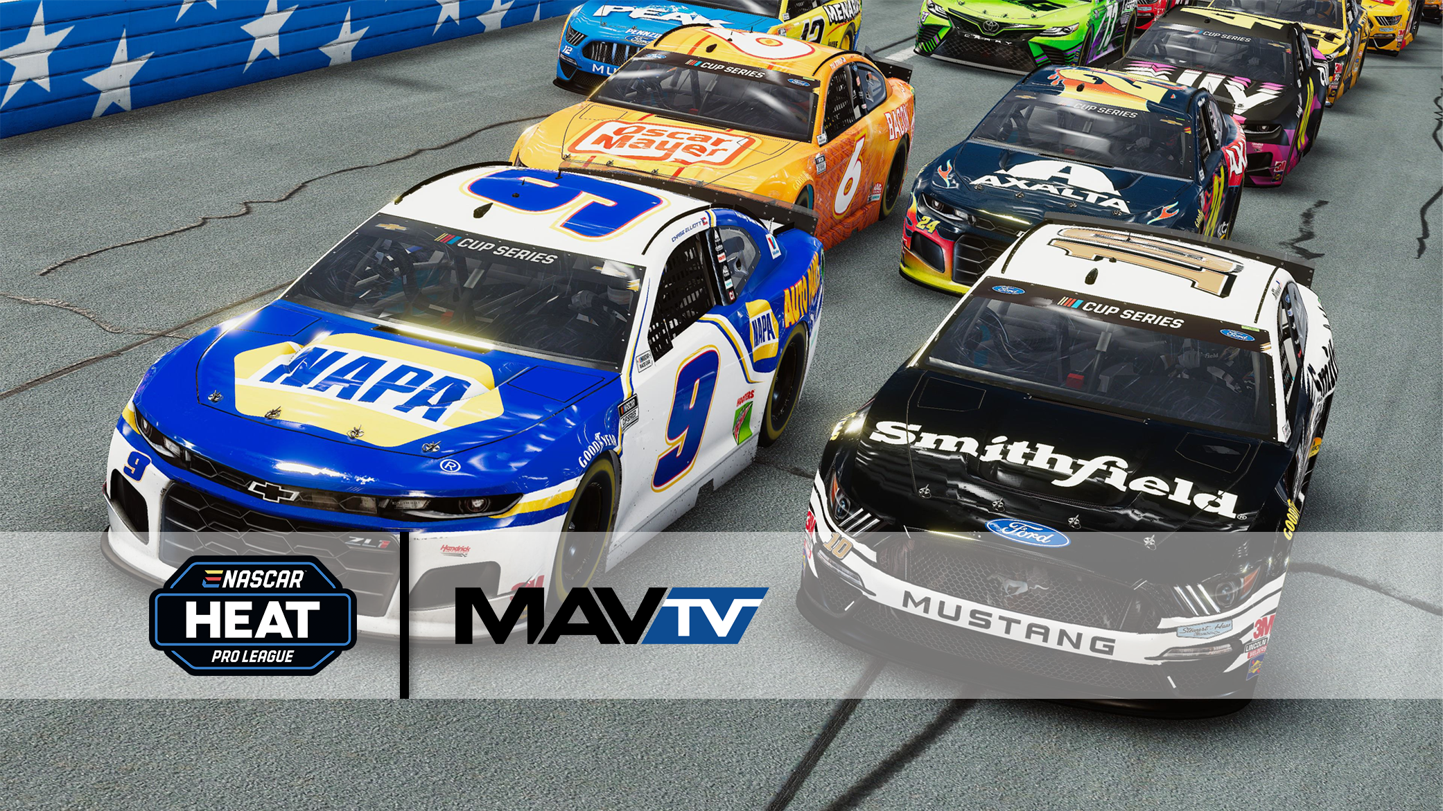 enascar heat pro league mavtv