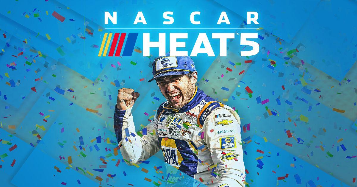 nascar heat 5, nh5, nascar heat 5 faq, racing video games, nascar games