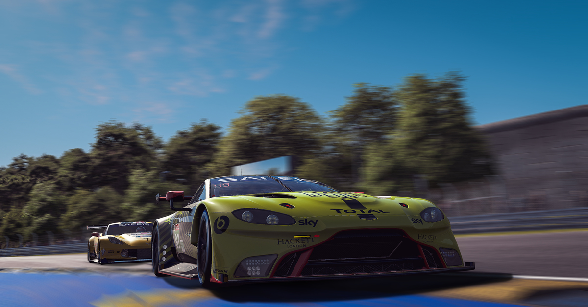 24 hour le mans virtual, esports, racing, le mans, motorsport games, fia world endurance, fia, Gérard Neveu
