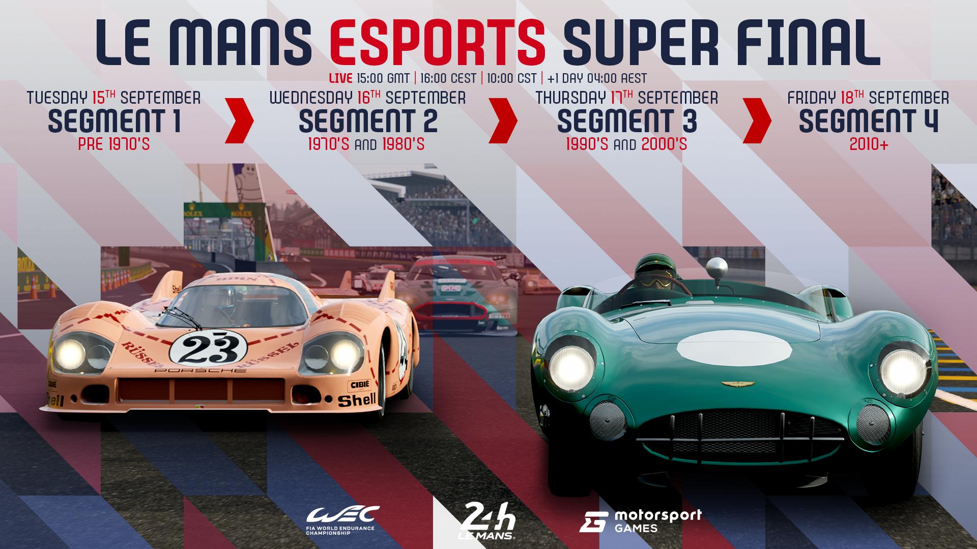 Le Mans Esport Series 2020