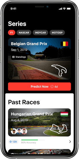 Motorsport Predictor