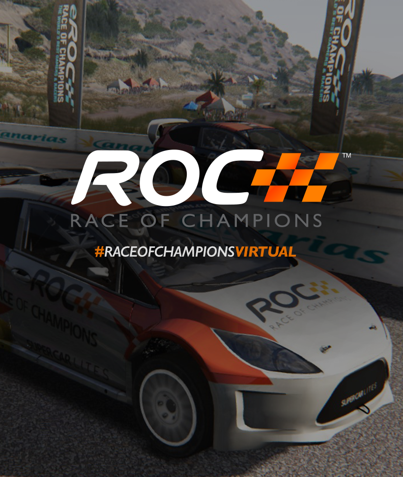 Race of Champions Virtual