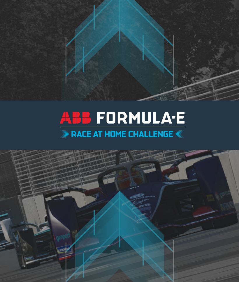 Formula E Race At Home Challenge