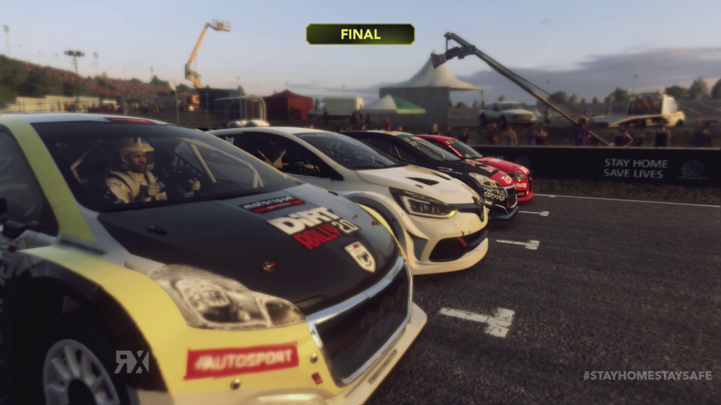 World RX Esport Invitational