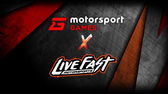 motorsport games live fast