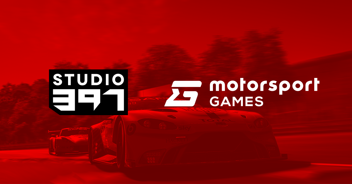 studio397 motorsport games