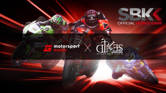 digital tales motorsport games
