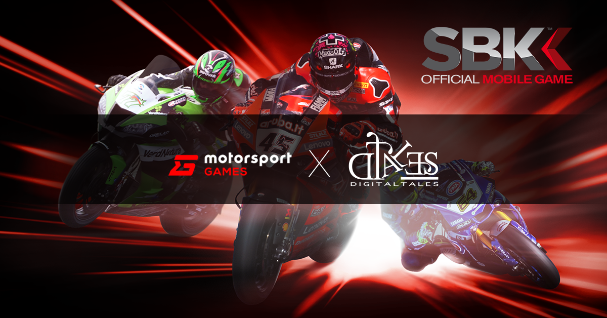 digital tales motorsport games